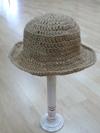 Khaki_hat_crochet